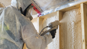 Kingston Sprayfoam Insulation